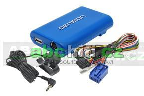 VOLKSWAGEN GATEWAY Lite3 BT HF sada + iPhone/iPod/USB vstup