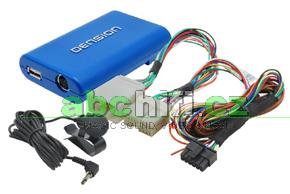 HONDA GATEWAY Lite3 BT HF sada + iPhone/iPod/USB vstup Honda