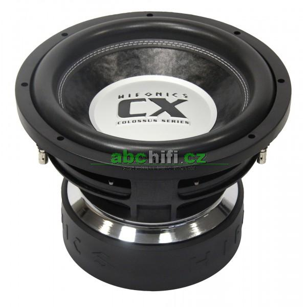 HIFONICS Colossus CX15D2 - Subwoofer 380 mm, 4500 W RMS, 9000 W MAX, 87 dB