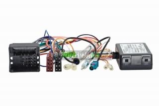 PEUGEOT 207, 307, 407, 4007 - ISO adaptér + CAN-Bus modul