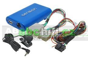 ACURA MDX, RDX, RL, RSX, TL, TSX - GATEWAY BT HF sada + iPhone/iPod/USB vstup