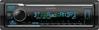KENWOOD KMM-BT305 - Autorádio s USB a bluetooth hands free, bez mechaniky