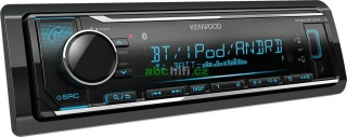 KENWOOD KMM-BT304 - Autorádio s USB a bluetooth hands free, bez mechaniky