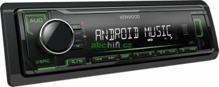 KENWOOD KMM-104GY - Autorádio s USB, bez mechaniky