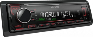 KENWOOD KMM-104RY - Autorádio s USB, bez mechaniky