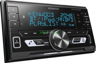 KENWOOD DPX-M3100BT - 2DIN autorádio s Bluetooth a USB