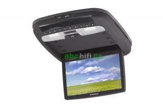 "MACROM M-DVD1022RV - Stropní monitor 10,2"", DVD, USB, SD"