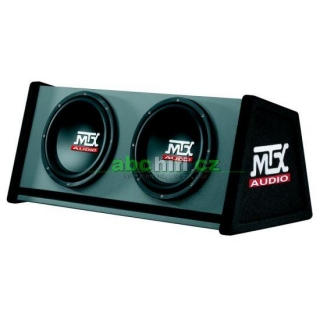 MTX AUDIO RT12X2DV Subwoofer v boxu