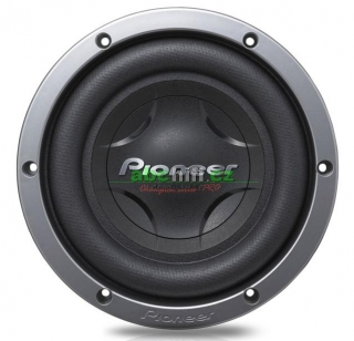 PIONEER TS-W2501D4 - Subwoofer série Champion 2500 W, 90 dB