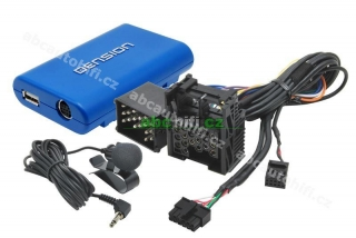 BMW  GATEWAY Lite BT HF sada + iPhone / iPod / USB vstup