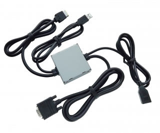 PIONEER CD-IV202AV - iPhone 5 USB kabel (audio a video)