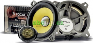 FOCAL K2 Power ES 100 K - Komponentní reproduktory 100 mm, 120 W max., 90 dB