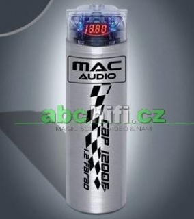 MAC AUDIO CAP 1200 F - Kapacitor 1,2 F