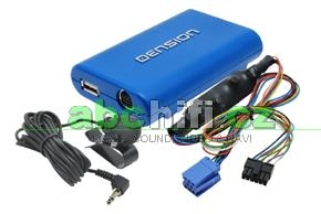 RENAULT GATEWAY Lite3 BT HF sada + iPhone/iPod/USB vstup