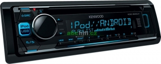 KENWOOD KDC-300UV - Autorádio s CD/MP3, USB a multicolor podsvětlením