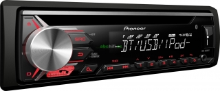 PIONEER DEH-3900BT - Autorádio s CD/MP3, USB a BT