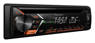 PIONEER DEH-S100UBA - Autorádio s CD/MP3 a USB