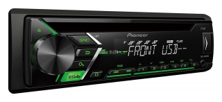 PIONEER DEH-S100UBG - Autorádio s CD/MP3 a USB