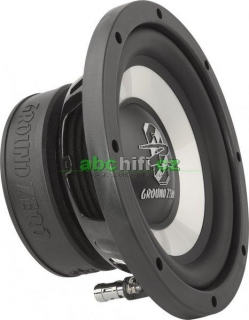 GROUND ZERO GZIW 200X - Subwoofer do auta 200 mm, 87 dB, 150 W RMS