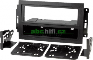 JEEP Commander/ Compass/ Patriot/ Grand Cherokee - Adaptér 1DIN/2DIN autorádia